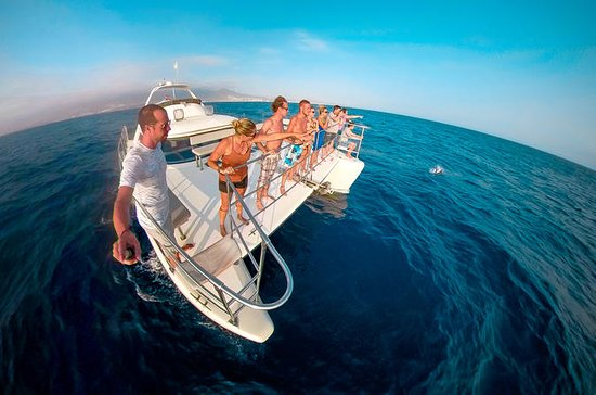 Luxury Small Group Catamaran Trip...