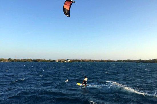 Kitesur Unterricht in Cartagena