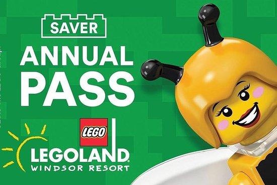 LEGOLAND Windsor Saver Annual Pass