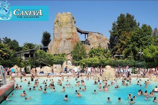 Caneva Aquapark Entry Billet