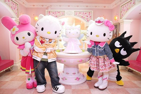 Sanrio Hello Kitty Town Admission ...