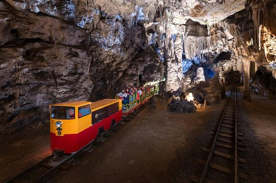 Grotte de Postojna et Château de...