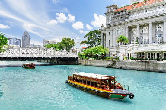 Singapore Walking Tour: Magical River