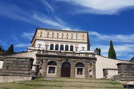 The Renaissance residence of Palazzo...