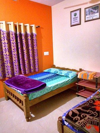 Samse, Indien: Bed room