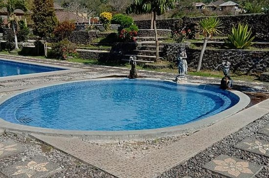 Hot Spring pool Camp (2pax)