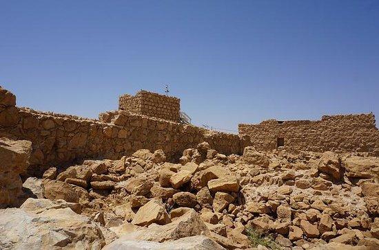 Masada und Totes Meer Tour von Tel Aviv