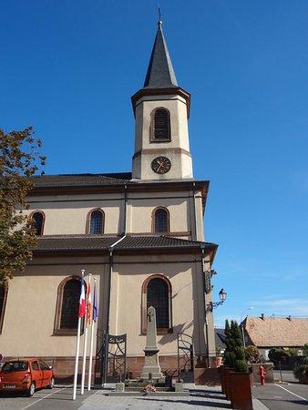 Église Saint-Leger