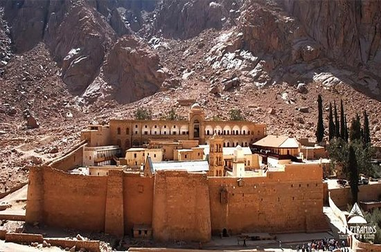 Dagstur till Mount Sinai & St ...