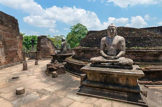 4 Days Heritage Tour from Negombo