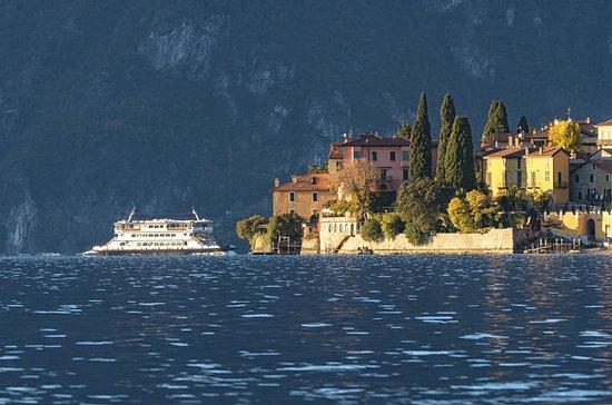 Bellagio et Lac de Côme avec...