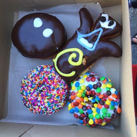 Mmmm...donuts