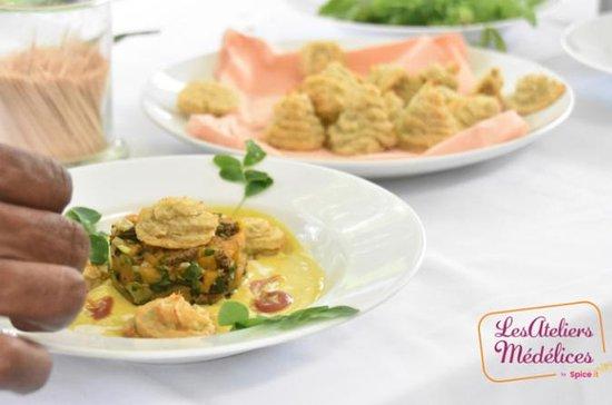 Cours de cuisine caribéenne