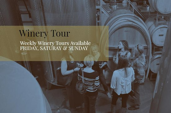 Hill Country Estate Winery Tour