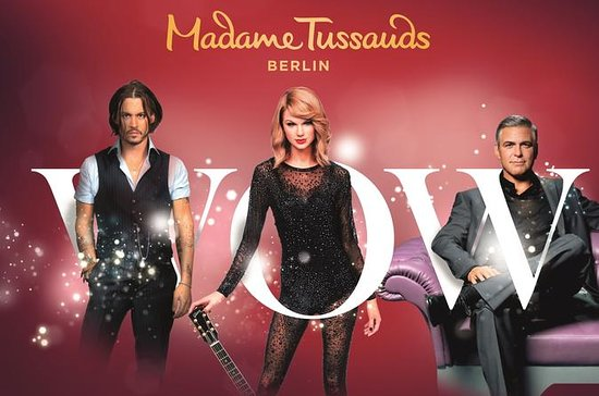 Madame Tussauds Berlin Happy Hour...