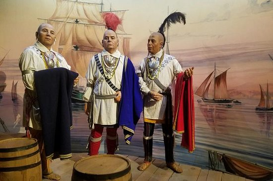 Museum des Cherokee-Indian-Eintritts