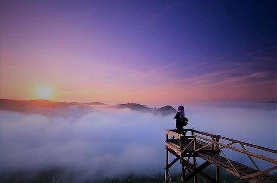 Panguk Sunrise og Jomblang Cave
