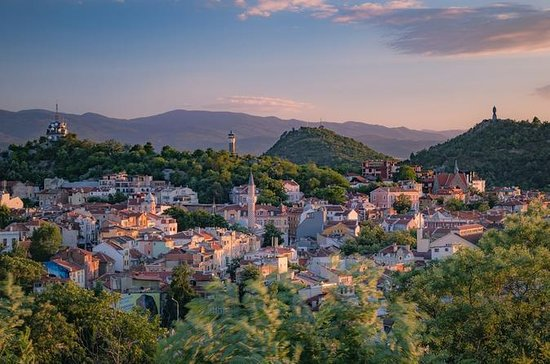 Plovdiv: Full-Day Tour From Sofia