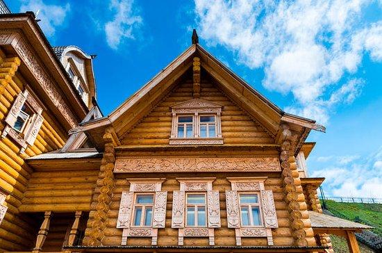 伝統的なロシアのアウトバックへの1日ツアー