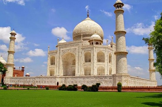 Private Agra Full Day Tour: Taj ...