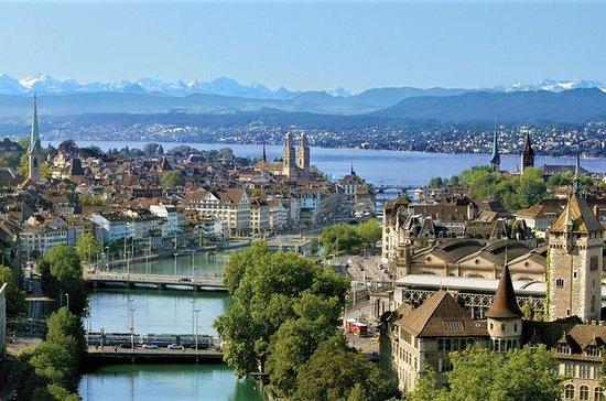 4 heures de Zurich et ses environs...