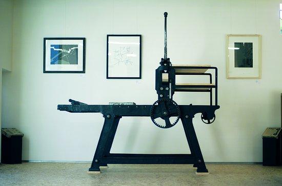 Rankweil, Østerrike: Museum für Druckgrafik (Markus Gell)