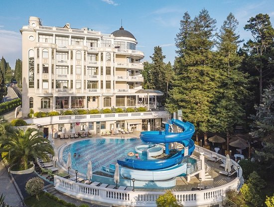 Ostrova SPA Hotel