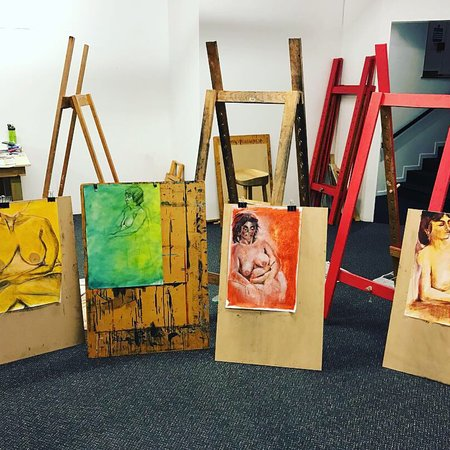 Figure drawing class at ATELIER Studio|Gallery - Picture of