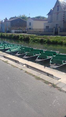 Coulon, فرنسا: La trigale