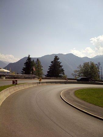 Wiesing, Österreich: Útban Achenseehez