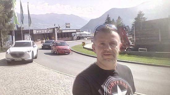Wiesing, Österreich: Panoramarestaurant Kanzelkehre
