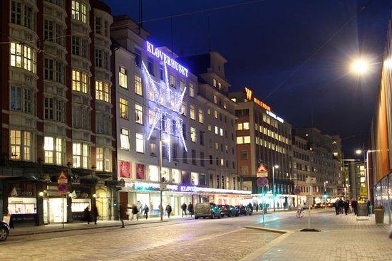 Kloverhuset Shopping Center