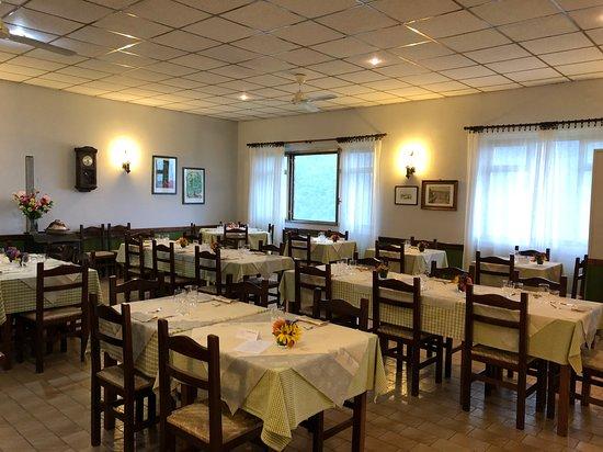 Caprezzo, Italia: La nostra sala ristorante