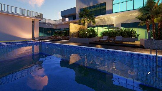 Hilton Garden Inn Puchong Pool Pictures Reviews Tripadvisor