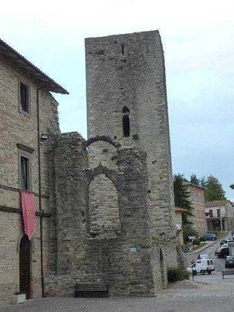 Pietralunga, Italy: La rocca