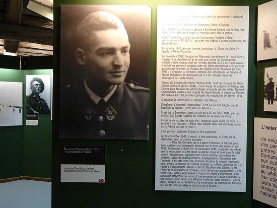 โอลป์-ซาวัว, ฝรั่งเศส: Lieutenant Morel