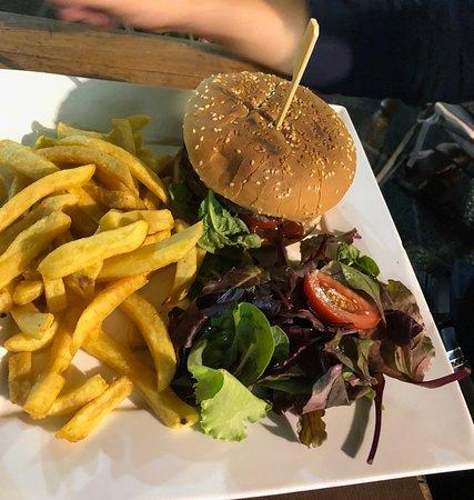 Bazar Café: Burger
