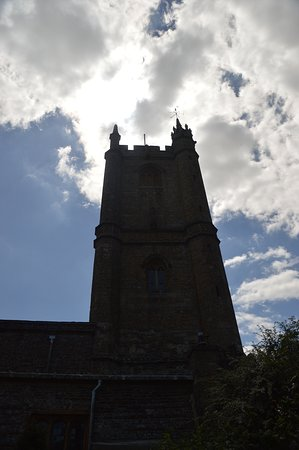 St Mary's Church: Imposing Tower