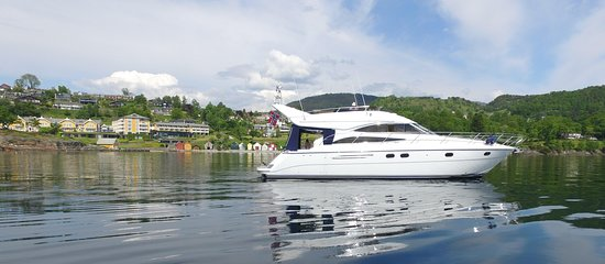 Hardangerfjord Yacht charter