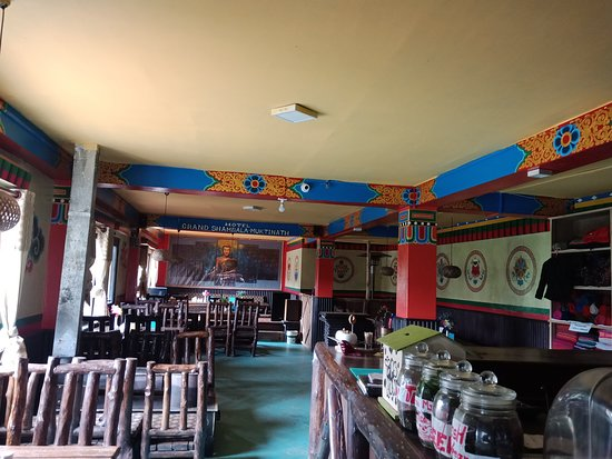 Muktinath, Nepál: Renovated looks!