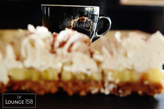 Lounge 158: Café et gourmandise