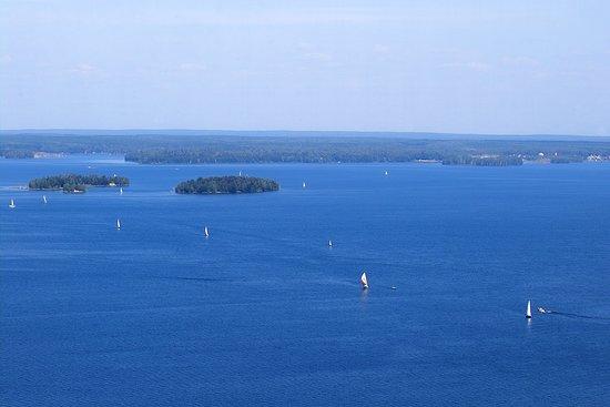 Uvildy, Russia: Озеро Увильды