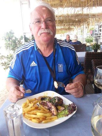 Soroni, Grécia: Los geht es !