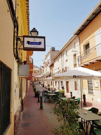 Aigues, สเปน: Bar El Corazón de Aigües