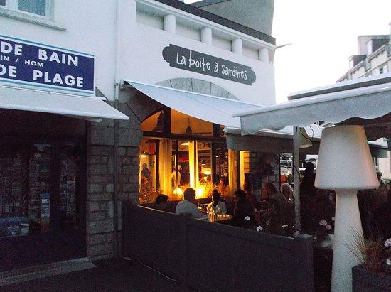 Beg-Meil, Γαλλία: Entrance