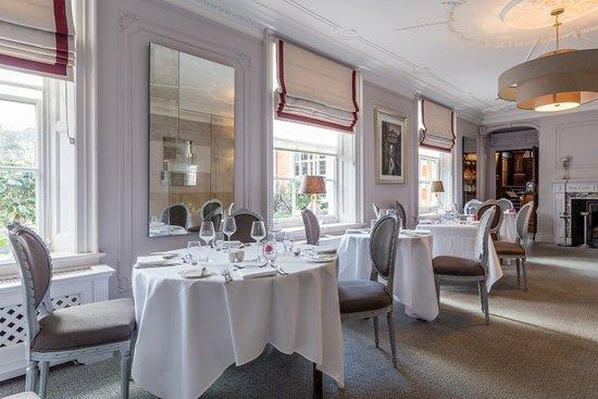Stock, UK: Restaurant interior
