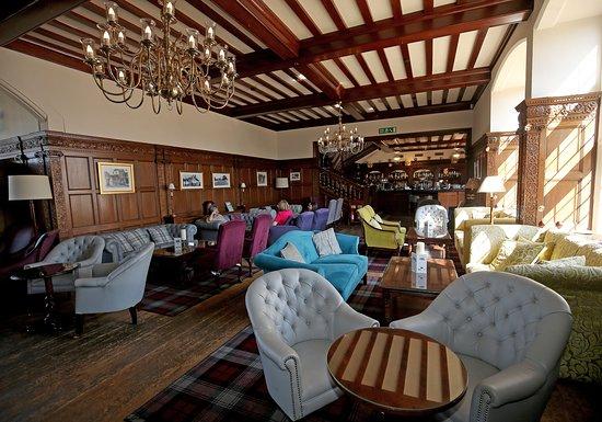 Stock, UK: Relaxing Lounge Bar