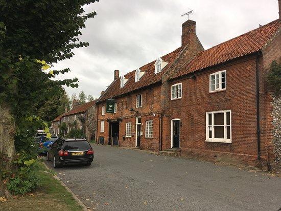 Castle Acre, UK: The Ostrich Inn