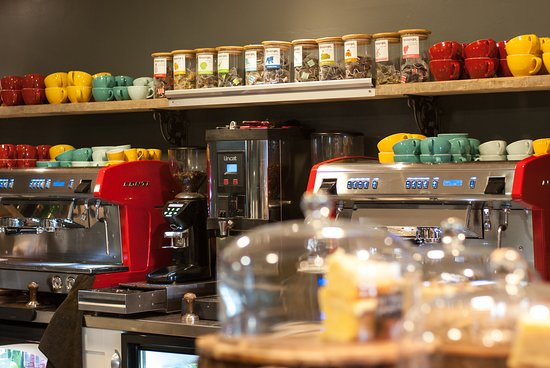 White Row Farm: Coffee time