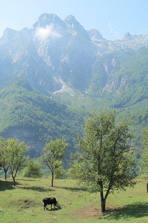 Valbona, Albania: On a walk